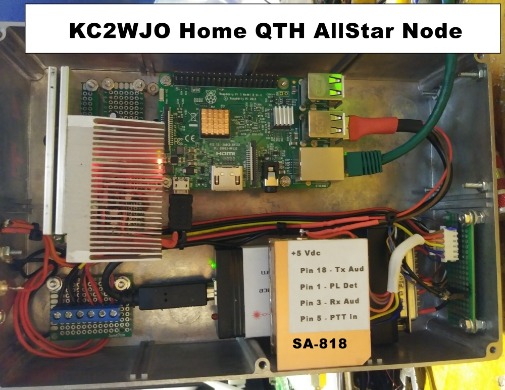 KC2WJO AllStar Node