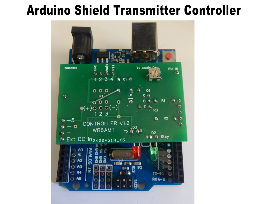 Arduino Shield1
