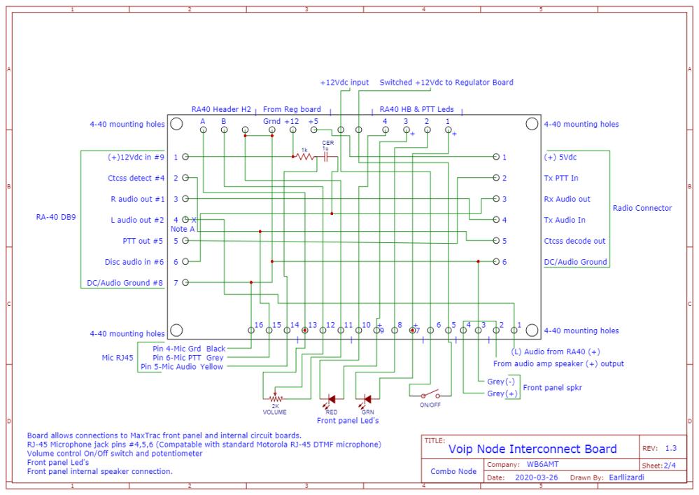 Schematic_Voip Interconnect Board