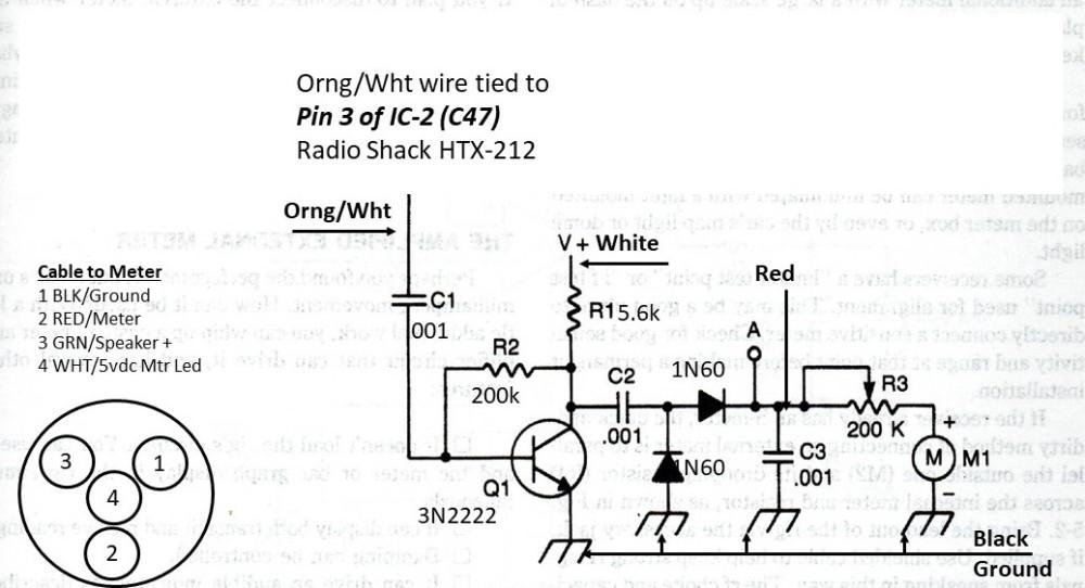 S meter circuit for N2DKI (2)