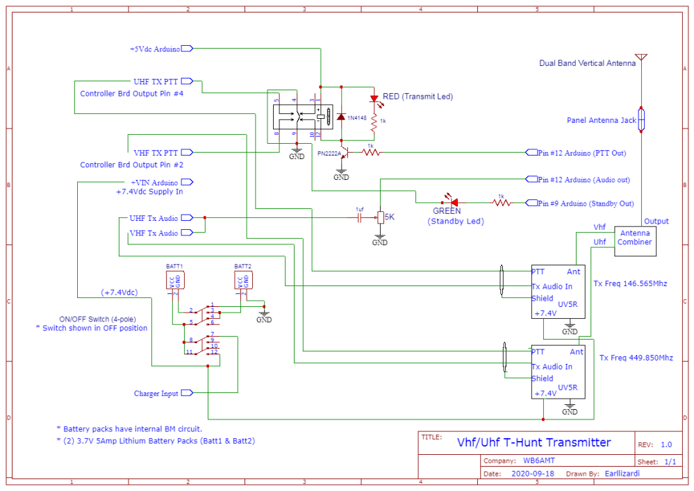 Schematic_Transmitter Controller Dual outputs_2020-09-18_12-36-04