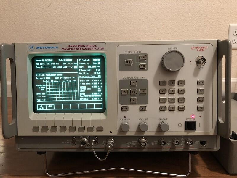 Motorola R2660-2