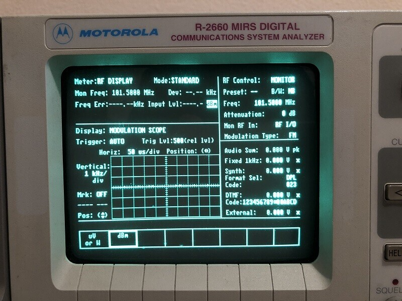 Motorola R2660-3