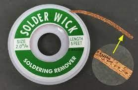 solder wick